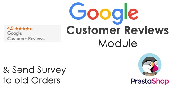 Download Free] Google Customer Reviews Module Prestashop