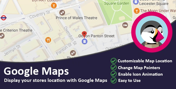 Download Free] Google Maps Nulled