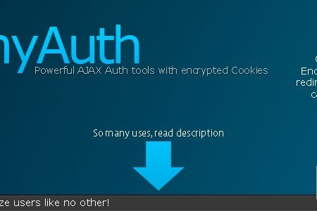 Download Free] myAuth -Powerful Auth tools w/ encrypted