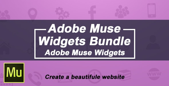 Free Adobe Muse Widgets