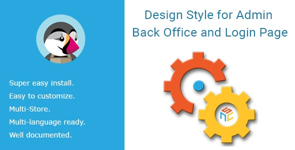 Download Free] Design Style for Admin Back Office and Login Page Nulled