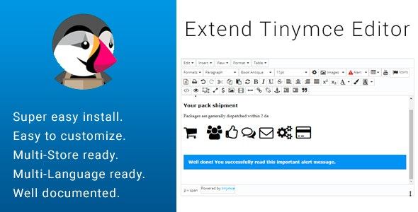 Download Free] Extend Tinymce Form Text Editor Nulled