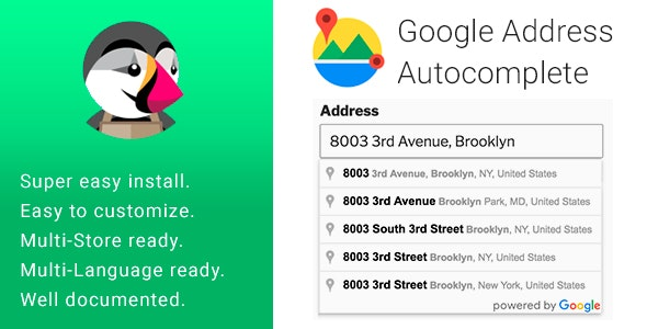 Download Free] Google Address Autocomplete and Search Terms Nulled