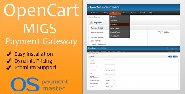 free download migs opencart payment gateway nulled latest. Black Bedroom Furniture Sets. Home Design Ideas
