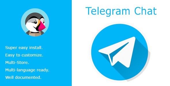 Download Free] Telegram Chat - Live chat with your customers Nulled
