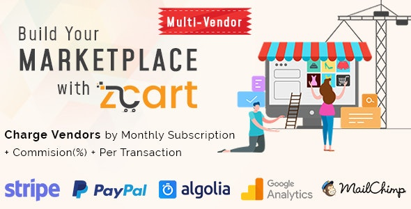 Download Free] zCart Multi-Vendor eCommerce Marketplace Nulled